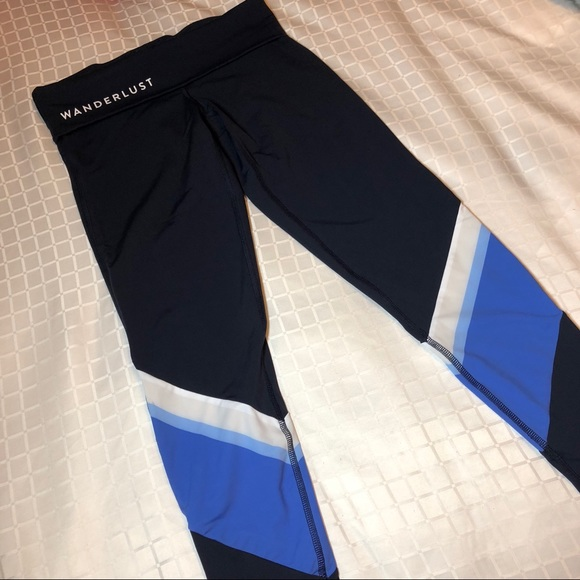 691bbacbf31 adidas Pants   Wanderlust Foldover Tights Nwt   Poshmark